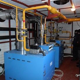 модульная котельная газовая 500 квт